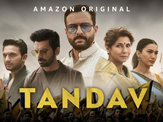 Tandav (2021) Hindi S-01 Ep-[01-09] HD – TV Serial