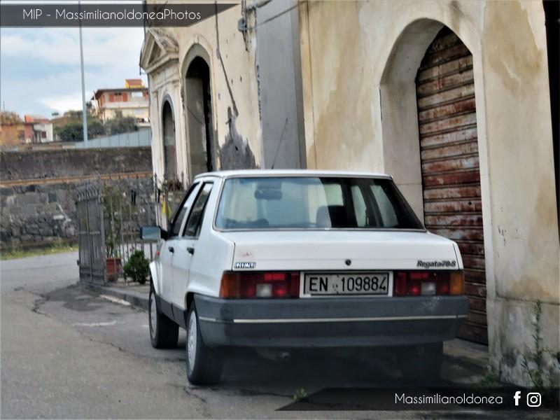 avvistamenti auto storiche - Pagina 4 Fiat-Regata-70-1-3-65cv-87-EN109884