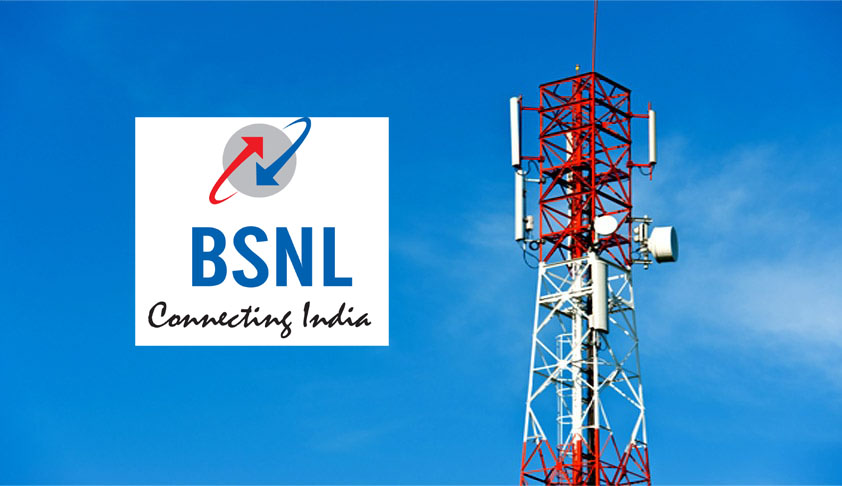 Only 4G spectrum allocation to BSNL