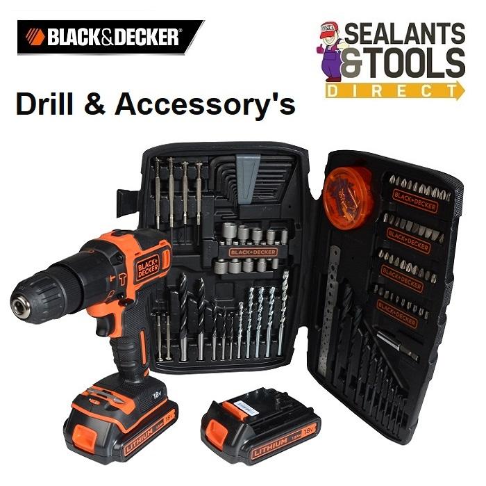 Black-Decker-BCD700-S1-KTB-Cordless-Drill-Accessories-Kit-XMS18-CDKIT