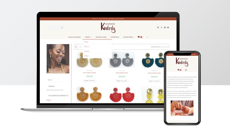 diseño de catálogo online