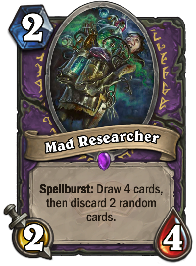 Mad Researcher