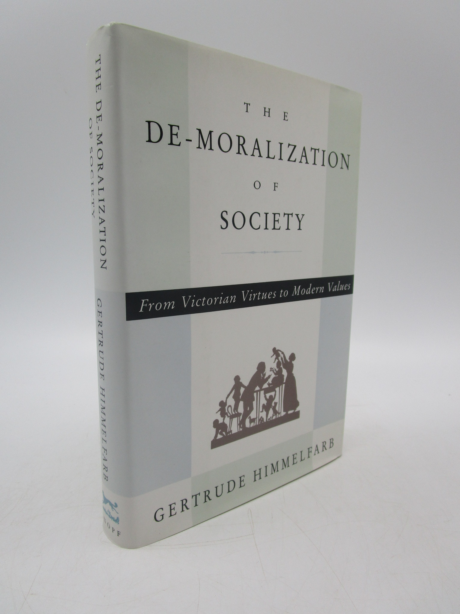Image for The De-Moralization of Society: From Victorian Virtues to Modern Values