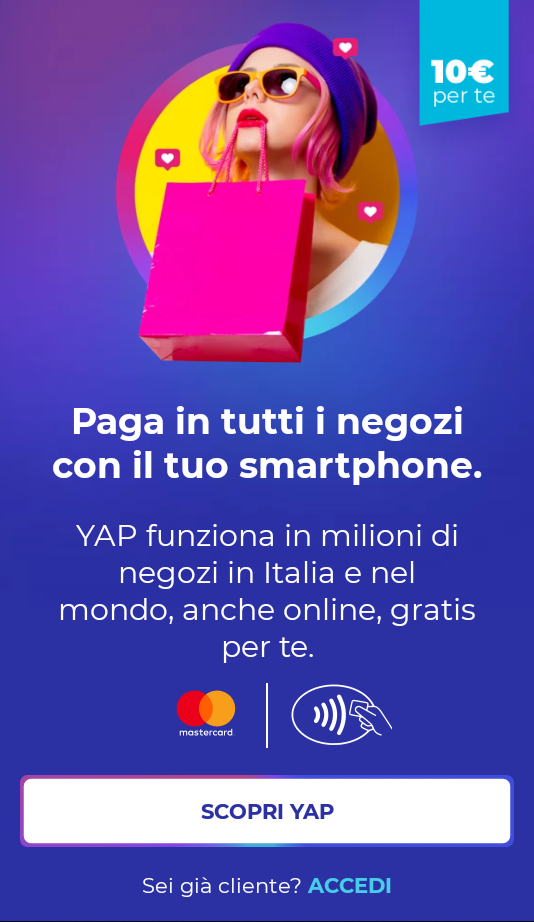 YAP promo porta un amico 10 EURO subito + 10 x invito Screenshot-2018-12-21-15-56-24