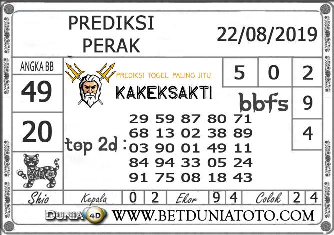 """Prediksi Togel """"PERAK"""" DUNIA4D 22 AGUSTUS 2019"""