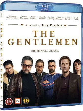 The Gentlemen (2019) .mkv FullHD Untouched 1080p AC3 iTA DTS-HD MA AC3 ENG AVC - DDN