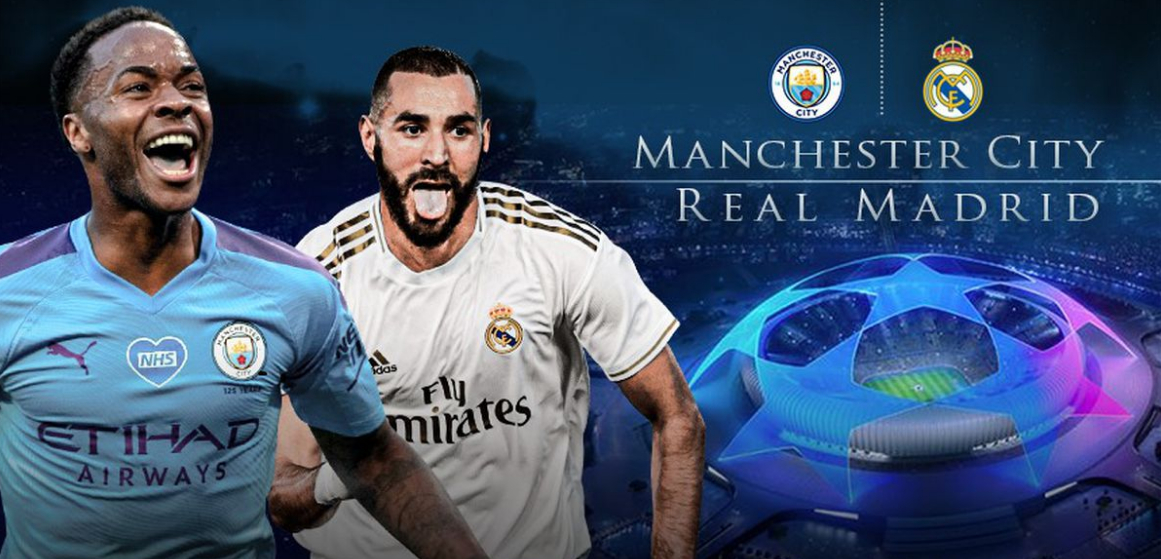 Dove Vedere Manchester City Real Madrid Streaming Gratis