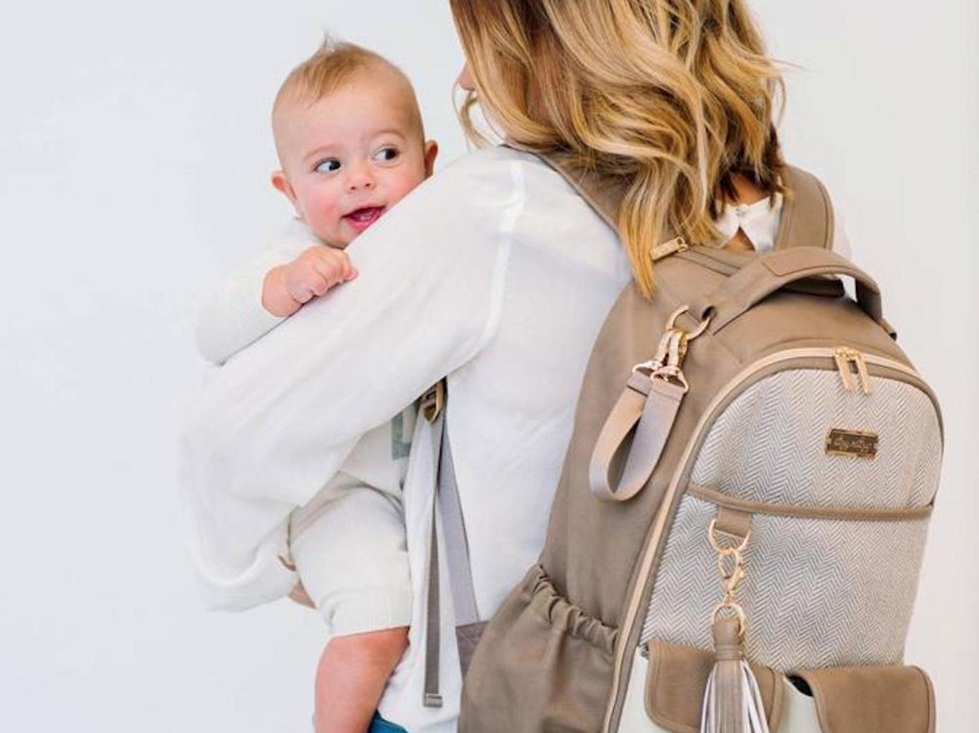 The World Best Backpack Diaper Bag