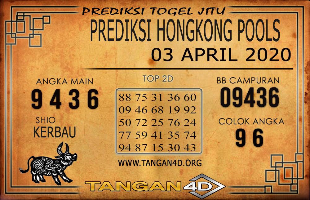 PREDIKSI TOGEL HONGKONG TANGAN4D 03 APRIL 2020