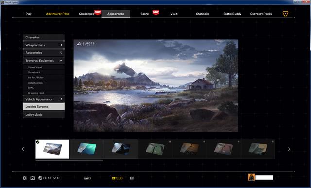 MÜÜA:Steami kasutaja, RING of ELYSIUM season 2 alguses tehtud kasutajaga Europa-Client-EJu-MC6-VT4-X