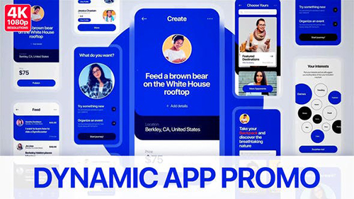 App Promo 31398335 - Project for After Effects (Videohive)