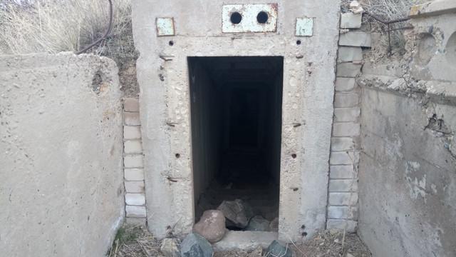 Учбулакское бомбоубежище