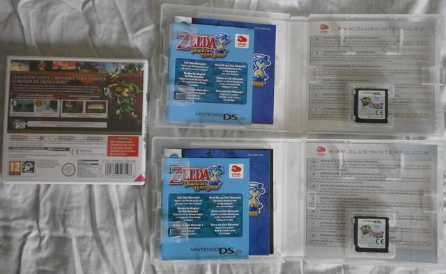[ECH] (VDS) Zelda, DS, MD, 3ds, PS4 ** Baisse de prix ** Ds3-2