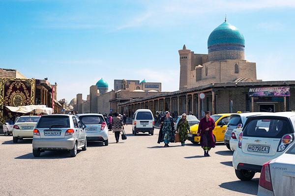 Uzbekistan Travel Guide Getting around