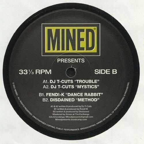 Download DJ T-Cuts / Fend!-K / Disdained - Trouble / Mystics / Dance Rabbit / Method mp3