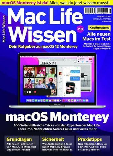 Cover: Mac Life Wissen Magazin No 01 2022