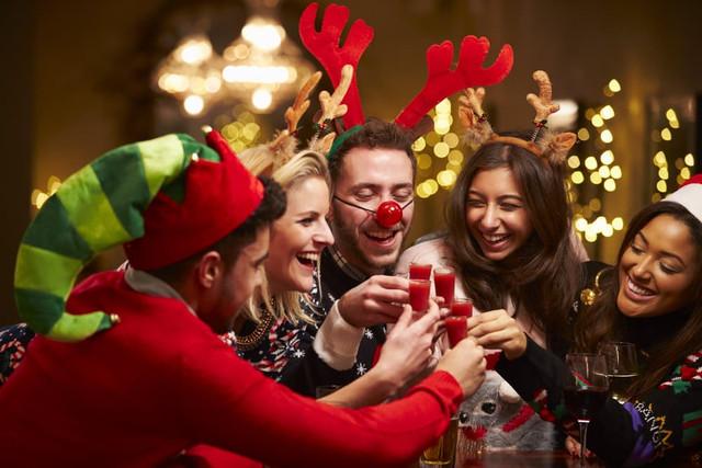 Rayos UVA en Navidad