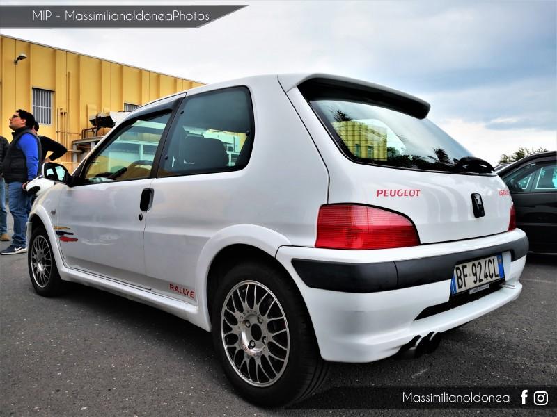 Parking Vintage - Pagina 5 Peugeot-106-Rallye-1-6-118cv-99-BF924-CL-209-282-25-7-2019-3