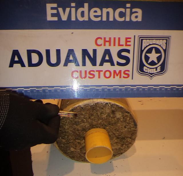 Chile-tubo