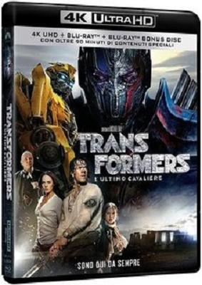 Transformers 5 - L'Ultimo Cavaliere (2017) FullHD 1080p UHDrip HDR10 HEVC AC3 ITA + E-AC3 ENG