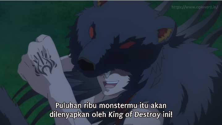 Infinite Dendrogram Episode 12 Subtitle Indonesia