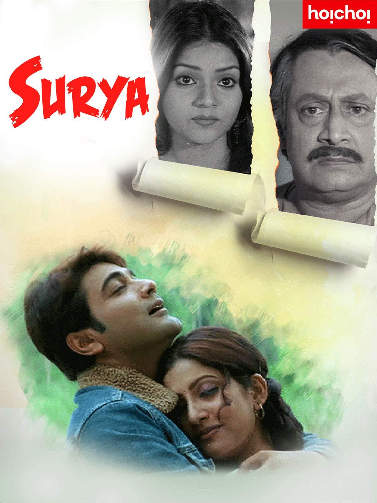 Surya (2020) Bengali 720p WEB-DL x264 AAC 800MB ESub