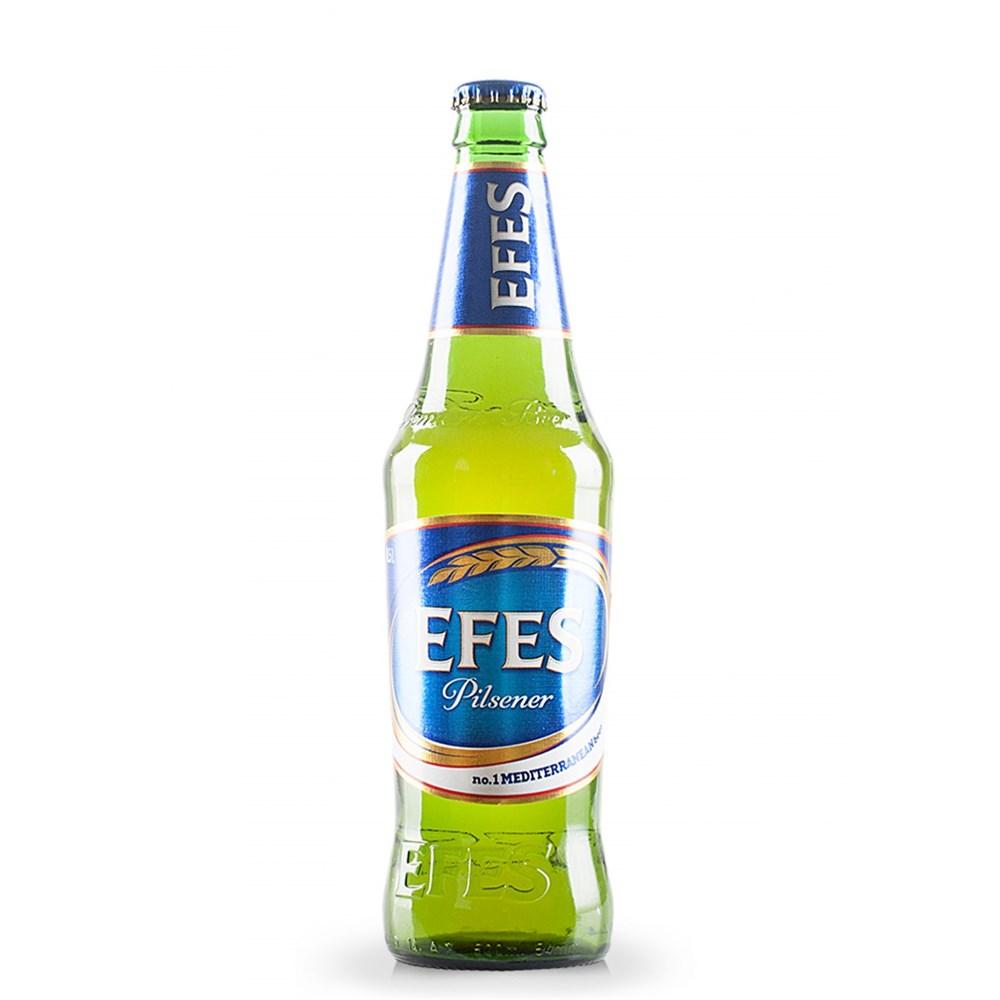 ეფესი ლუდი 0,33ლ  ბოთლი