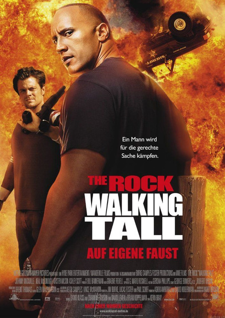 Walking Tall (2004) Dual Audio Hindi 720p BluRay x264 AAC 700MB ESub