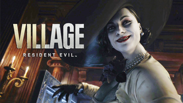 Resident Evil Village - Gameplay no PlayStation 5