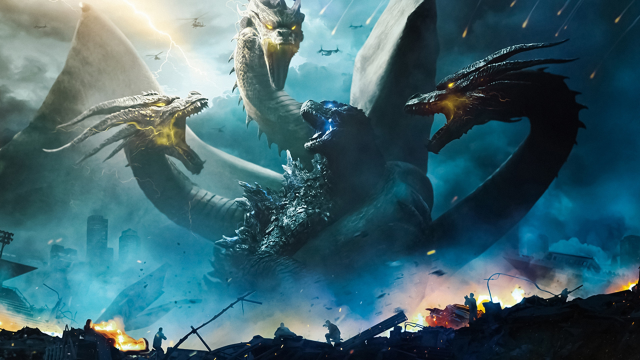 GODZILLA: KING OF THE MONSTERS Is Now Available To Be Purchased & Downloaded Digitally