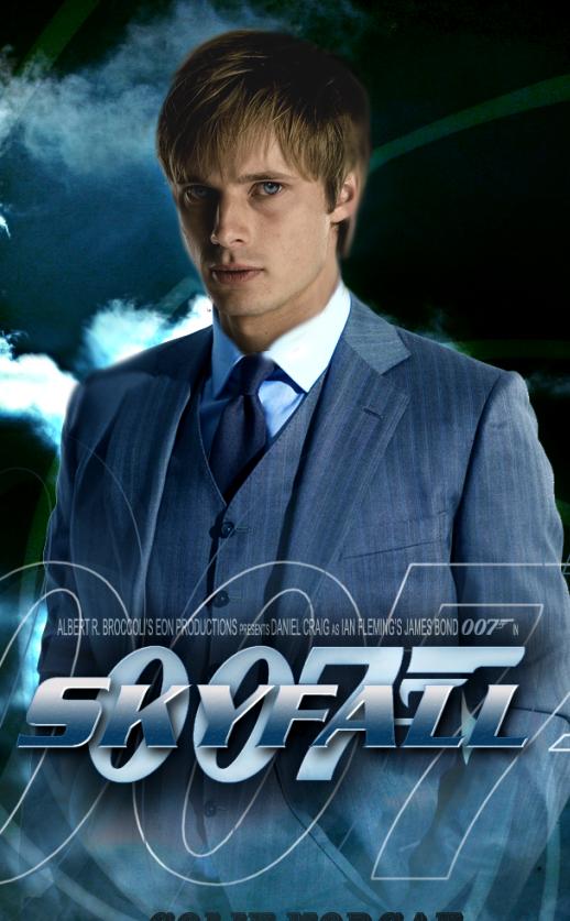 Bradley-James-as-Bond