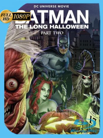 Batman: El Largo Halloween, Parte 2 (2021) WEB-DL [1080p] Latino [GoogleDrive]
