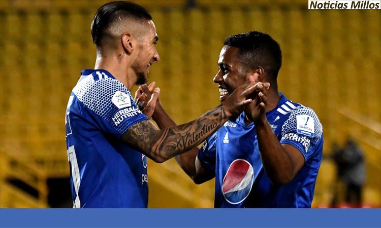 POR LA HAZAÑA: Millonarios enfrenta al Junior de Barranquilla por Liga BetPlay