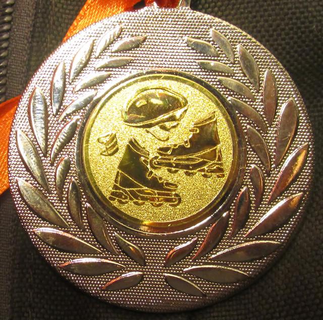 medaille roller