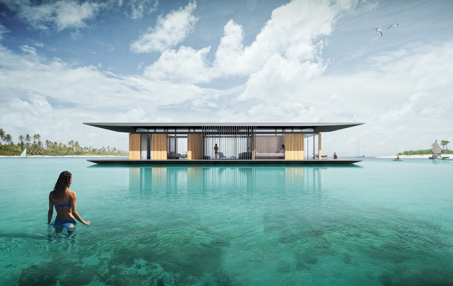 Can We Live in a Floating House?
