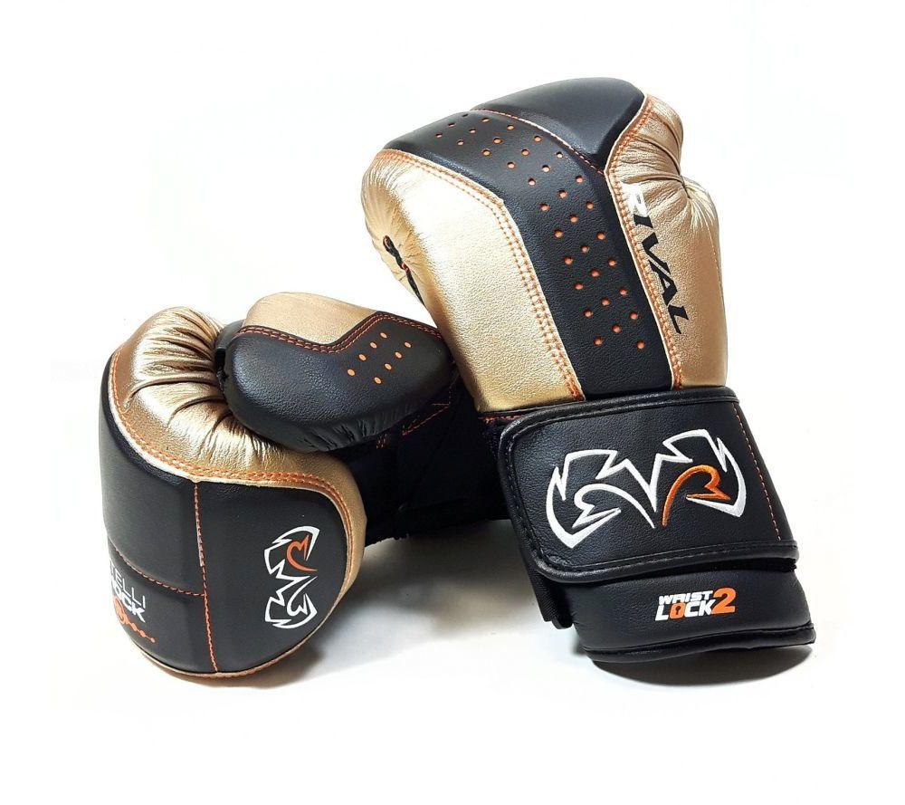 Снарядные перчатки Rival Intelli Bag Gloves RB10 Золото