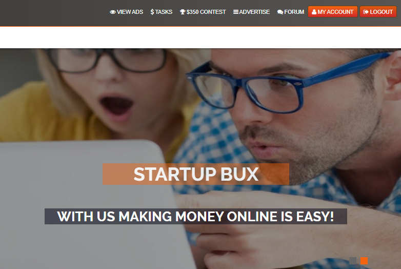 SCAM – Startupbux.today Review Scam or Paying PTC Site?