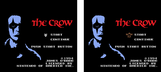 [Image: the-crow-title-screen.png]