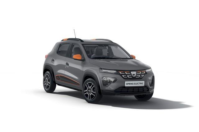 Nouvelle Dacia Spring Electric : La Révolution Électrique De Dacia 2020-Dacia-SPRING-10