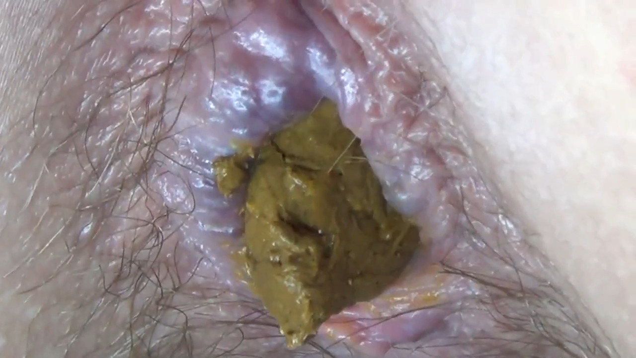 SweetBettyParlour - My appetizing and tasty shit closeup!