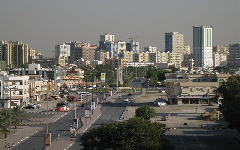 Ajman city photo