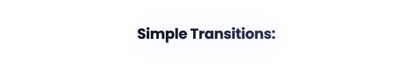 Transitions and Titles - 106