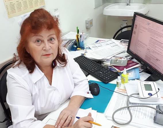 Одной из самых опытной среди акушерок женской консультации является Галина Ахмадуллина
