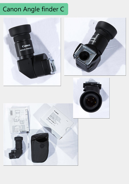Canon-Angle-finder-C