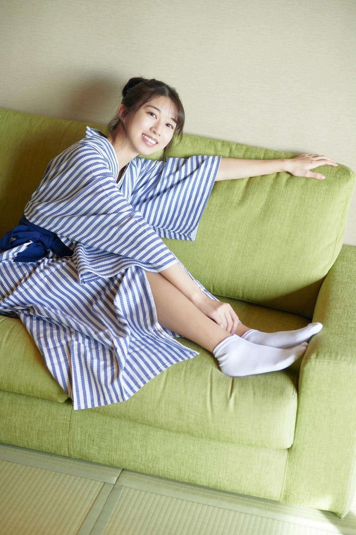 [Yanmaga Web] 牧野真莉愛・ヤンマガアザーっす!010