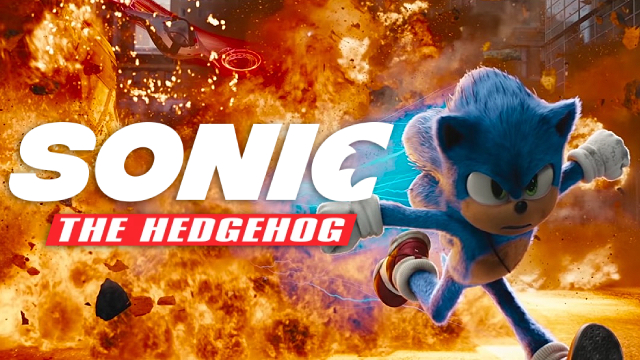 Sonic The Hedgehog The First Eight Minutes Of The Video Game Movie Have Been Released Online