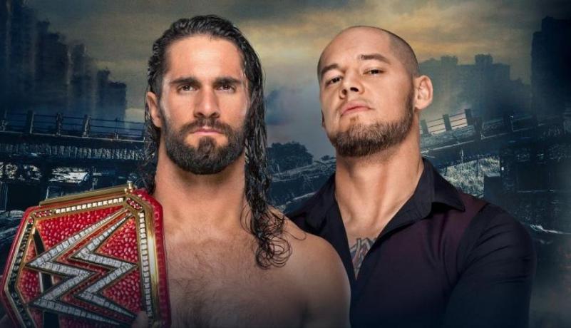 Seth vs  Corbin