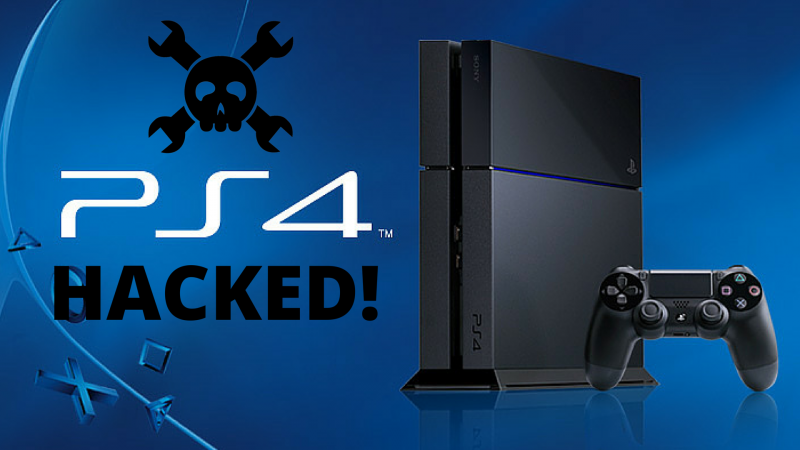AntiHACK | PS4: Hacker m0rph3us1987 To Present A New PS4