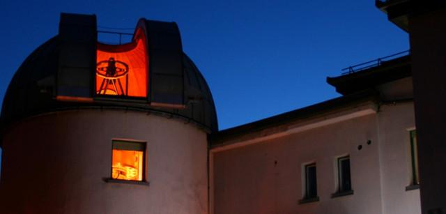 Astronomski vecer golovec opazovanje