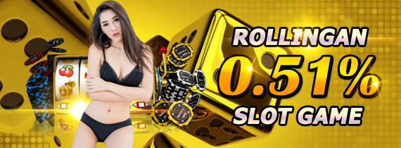 Rolligan 0.51% Slot Game